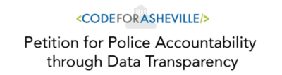 Policing Open Data